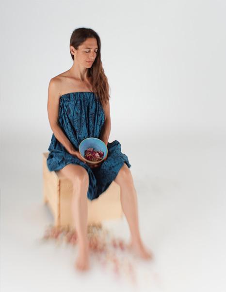 Christine Gruber - psychosomatische Energie- und Körperarbeit | Beckenboden Dampfsauna